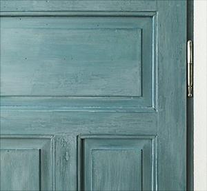Türenschrank-kreideblau-Heart-Holz.com