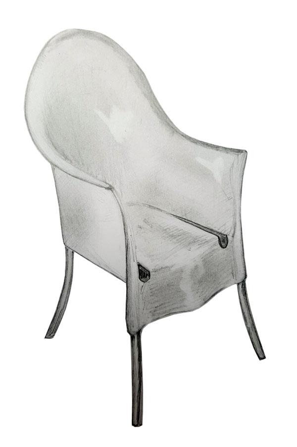 Möbel Design , Lord Yo , Philippe Stark