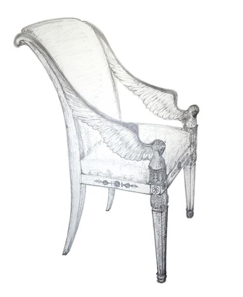 Möbelstile zur Zeit des Klassizismus