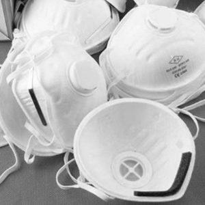 Atemschutzmaske FFP2 Staubschutzmaske mit Ventil