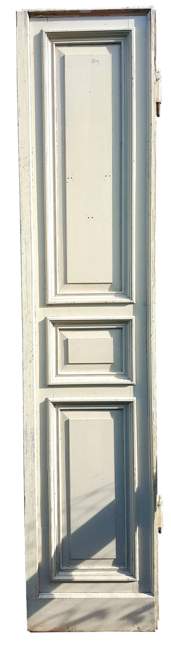 Alte Tür Holztür für Deko shabby vintage Upcycling