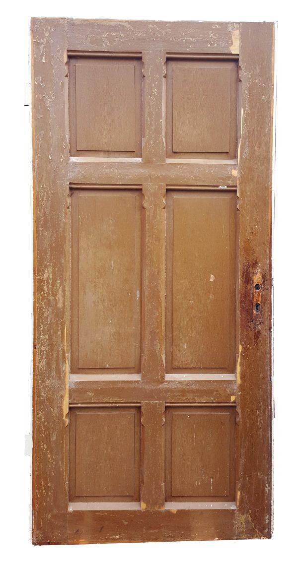 Alte Tür für Upcycling - Holztür Deko shabby vintage Look