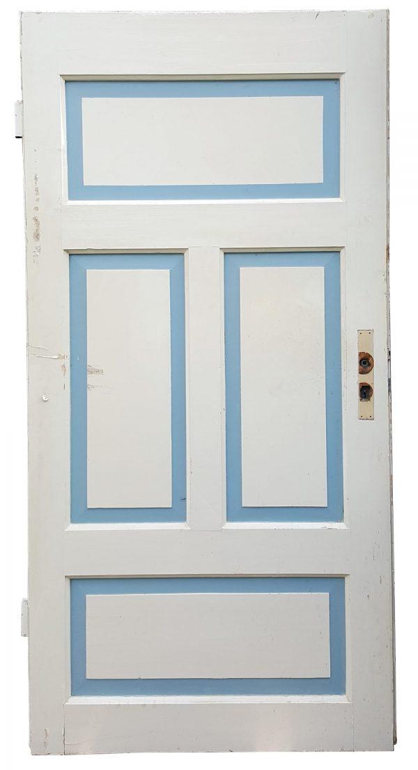 Antike Tür für Upcycling Restauration Deko Vintage Holztür