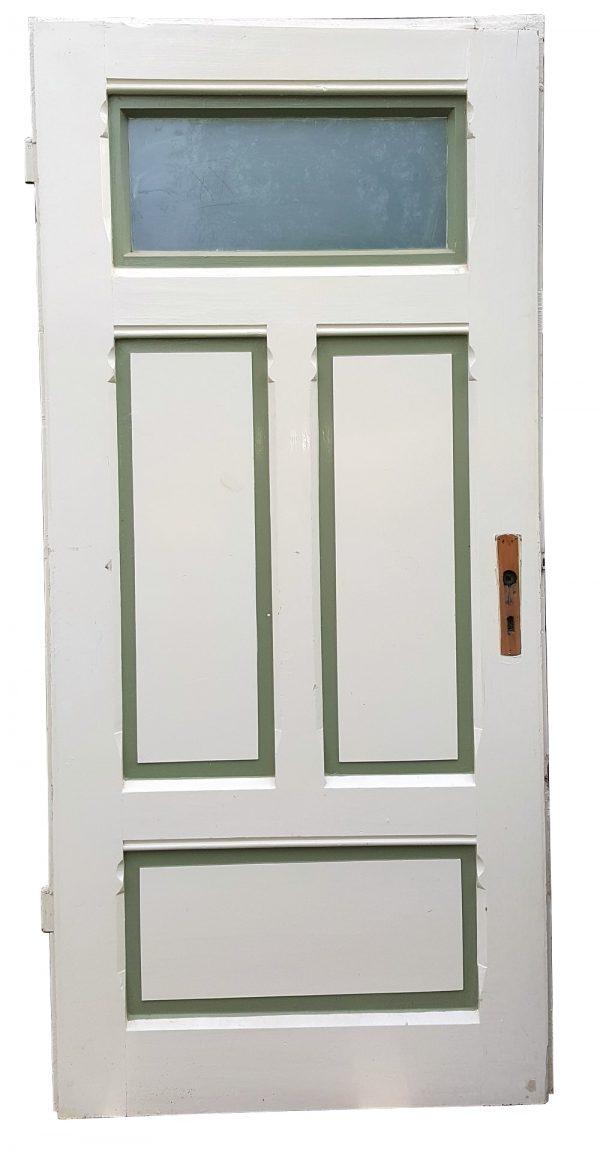 Alte Tür für Upcycling Restauration Deko Vintage Holztür