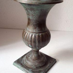Amphore antik Bronze 31 x 18 cm Amphorenvase Deko