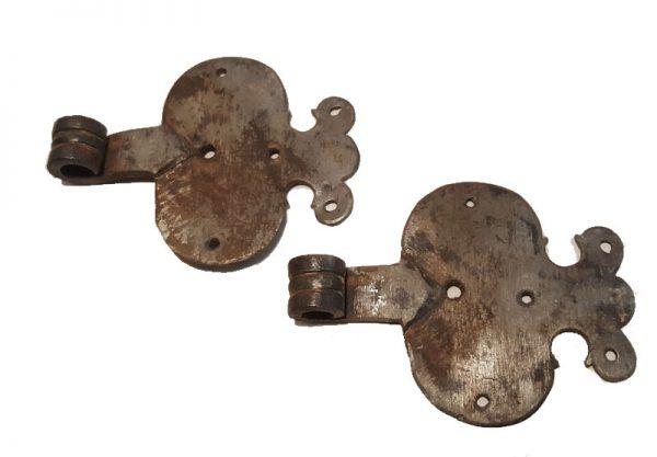 Türband Schmiedeeisen Klobenband Torband Türbeschlag 13er Dorn