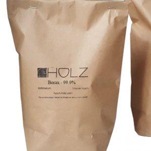 Borax 99,9% Borsalz Bor Natriumtetraborat natürlich löslich rein Haushaltsmittel