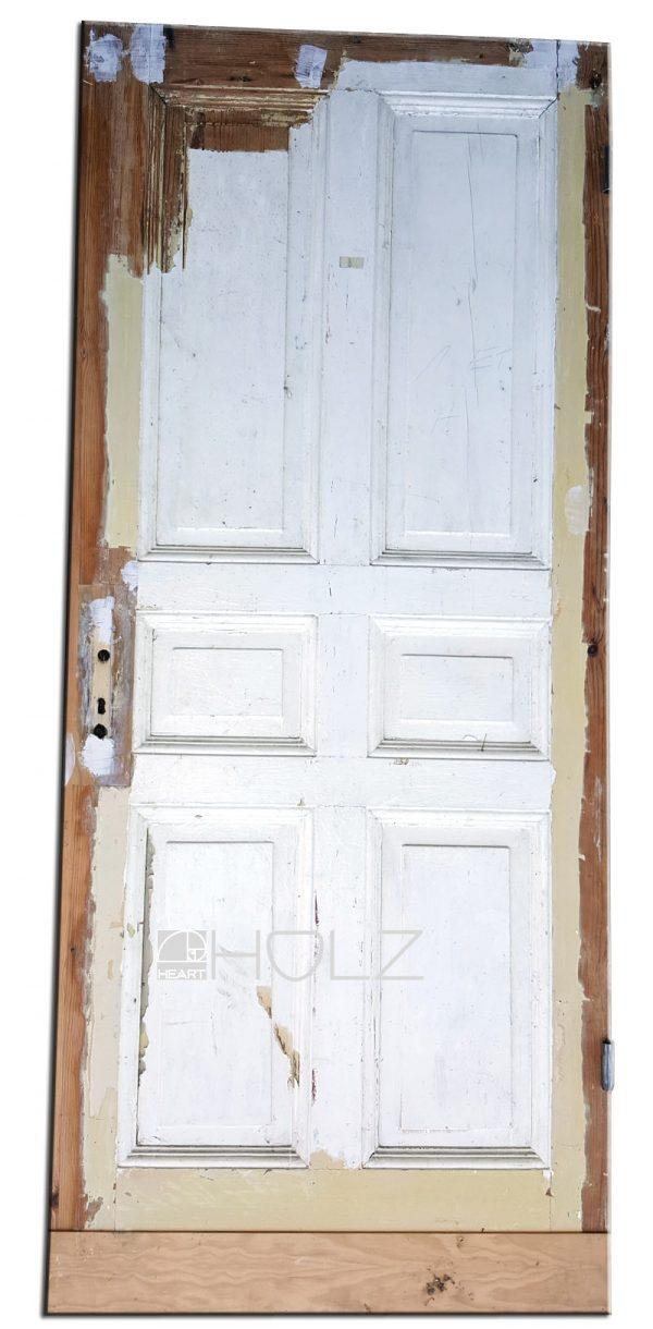 Alte Tür antik 6 Füllungstür Altberliner Deko Shabby chic