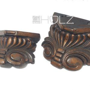 Ofenbeine antik Gusseisen Gusseisen Füße alt